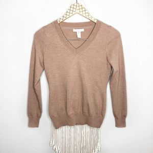 Banana Republic Merino Wool Pullover Sweater